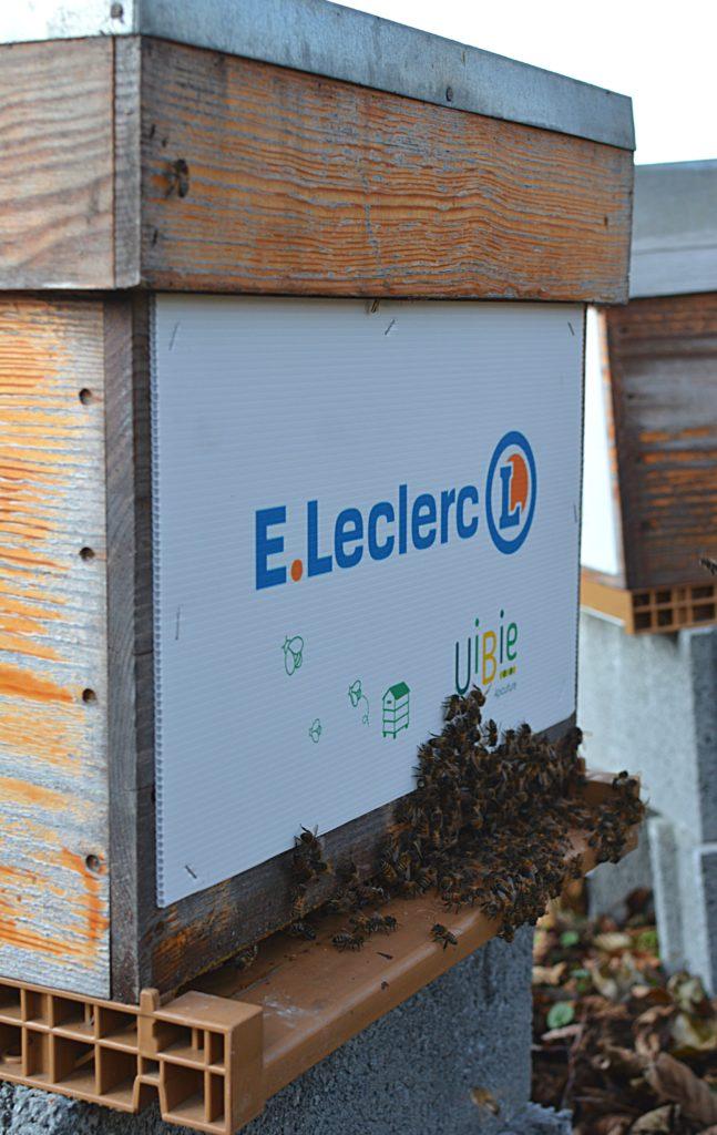 abeilles Leclerc Uibie