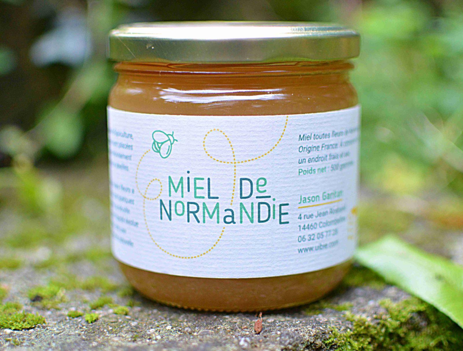 Miel de Normandie Calvados apiculteur