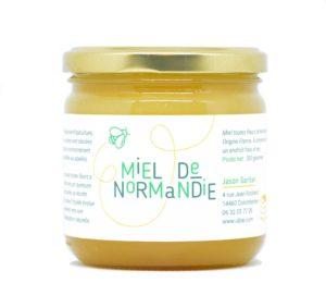 uibie apiculteur miel de Normandie