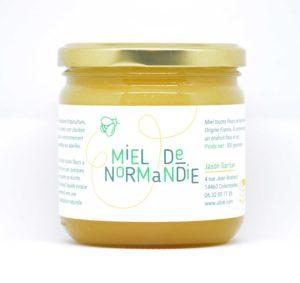 Miel de Normandie apiculteur calvados