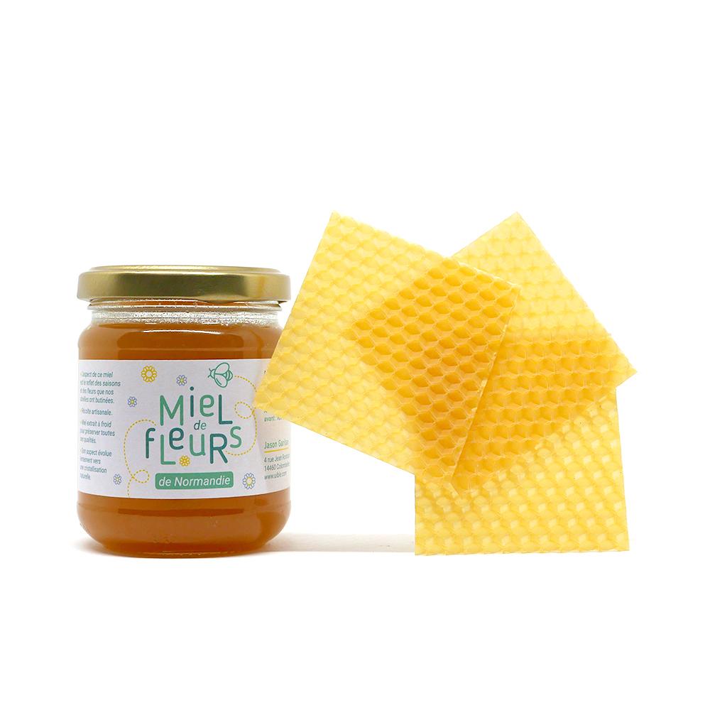 miel de fleurs d'été