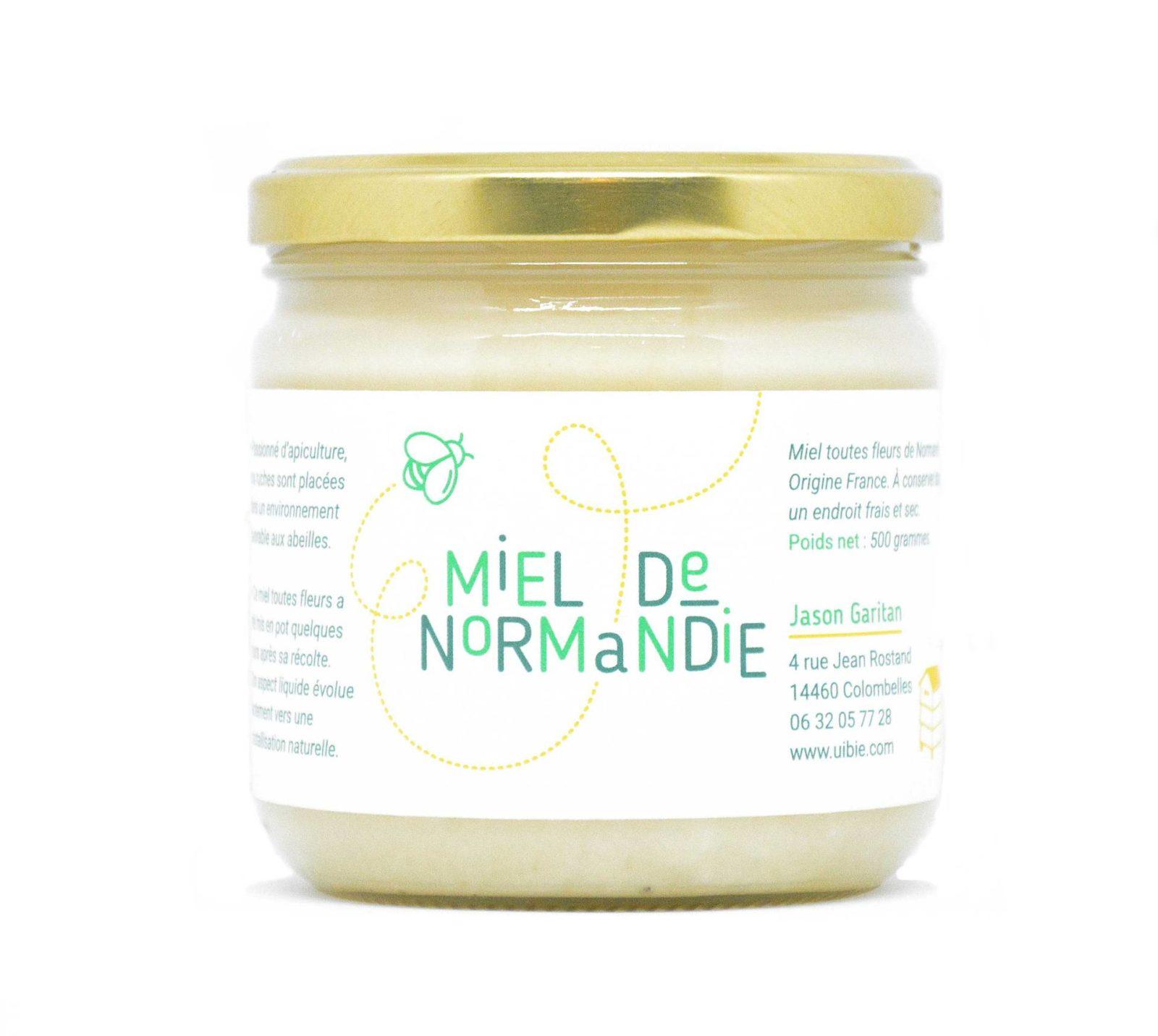 Miel de Normandie apiculteur