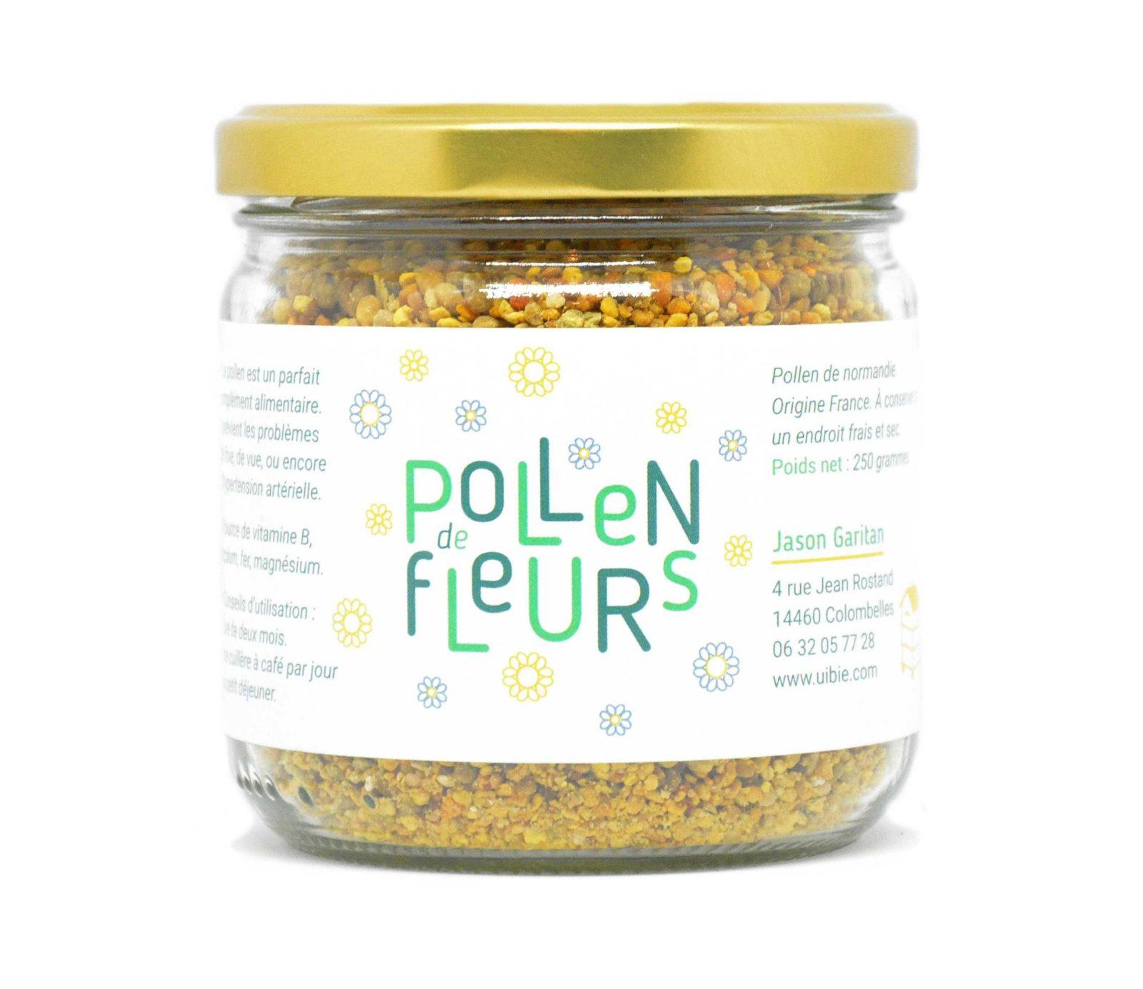 Apiculteur 14 calvados normandie pollen