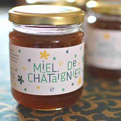 apiculteur calvados, miel de châtaignier