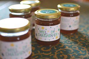 apiculteur, miel de châtaignier