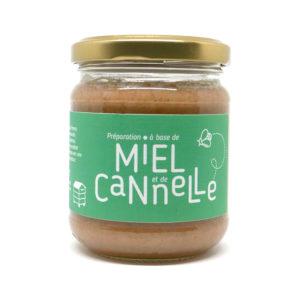 Miel Cannelle