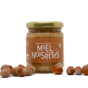 Miel noisettes