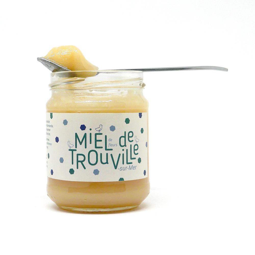 Miel de Trouville sur Mer